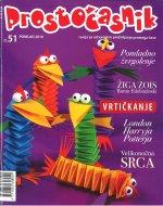 Prostočasnik : revija za ustvarjalno …