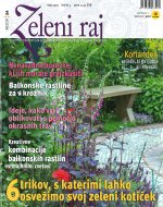 Zeleni raj : nasveti za slovenske vrtove
